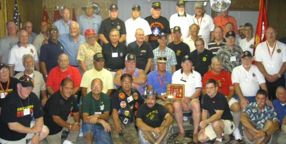 1st Recon Battalion Association Members 2010
